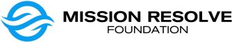 Mission Resolve Foundation Logo Horizontal Treatment